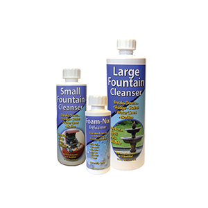 Fountain - Care Free Enzymes INC