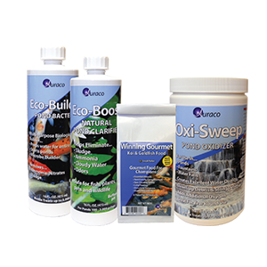 Pond - Care Free Enzymes INC